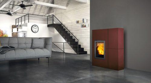 b BLADE Steel stove EDILKAMIN 345983 rel74dda605